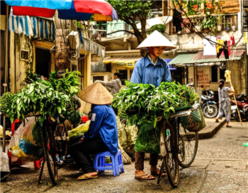 Visit Hanoi when Holiday to Vietnam