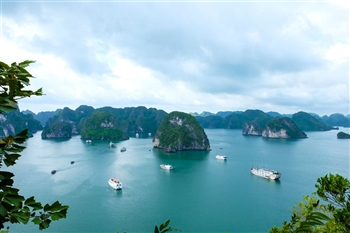 Soon to be launched Halong Experience Travel Guide