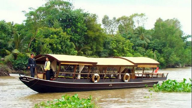 MEKONG DELTA EXCURSION TO CAI BE AND SA DEC - 1 DAY