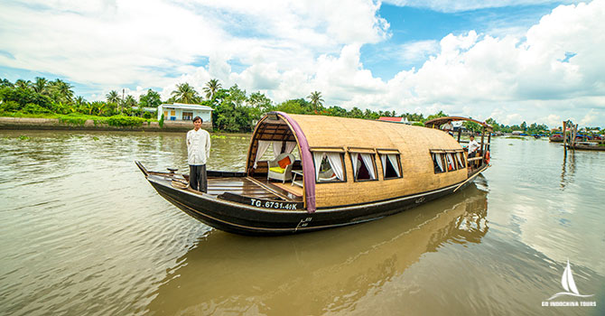 CRUISE IN MEKONG DELTA 3 DAY EXCLUSIVE TOURS