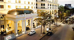 THE MOVENPICK HOTEL HANOI