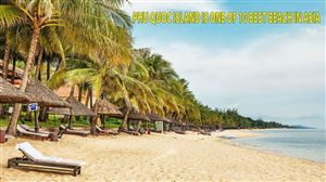 Phu Quoc island is running out of hotel rooms of increasing visitors