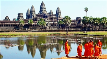 18 DAYS JOINED CAMBODIA - MYANMAR - VIETNAM TOURS