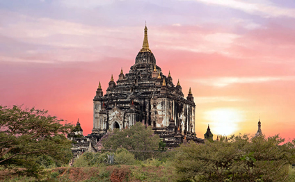 Ancient Capitals of Myanmar Tour