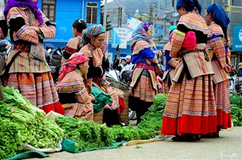 SAPA FULL DAY MARKET TOUR TO MUONG HUM MARKET