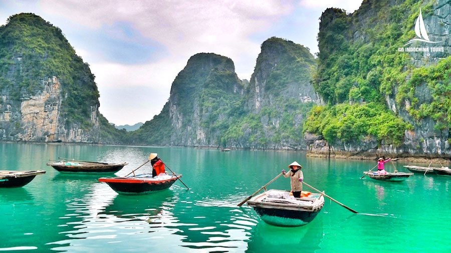 AMAZING HA LONG BAY 2 DAYS ON PARADISE LUXURY CRUISE