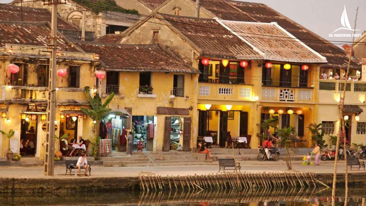 Hoi An ancient city Tours
