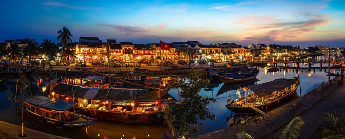 HOI AN SUNSET RIVER CRUISE (JOINT TOUR)