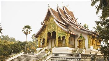 Visit Royal Palace Museum in Laos