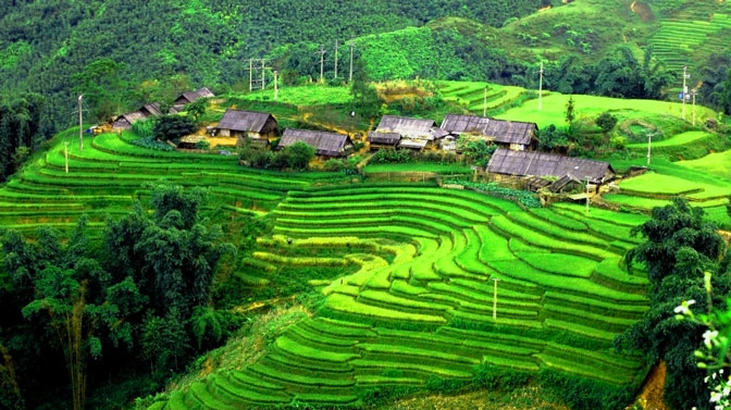 FULL DAY SAPA TOUR VISIT CAT CAT &Y LINH HO VILLAGE