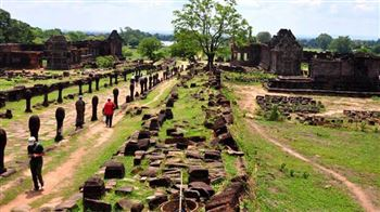Ancient places in Laos