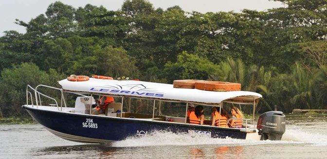 MEKONG DELTA TOUR BY SPEED BOAT (JOINT TOUR)