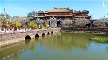 Hue forbidden imperial city tours