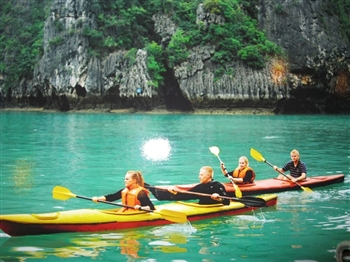 HA LONG BAY FULL DAY TOUR