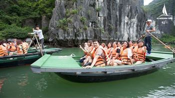 Ha long Bay tour from Hanoi