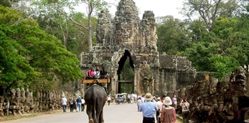 CULTURE TOUR EXPLORE VIETNAM - CAMBODIA -LAOS