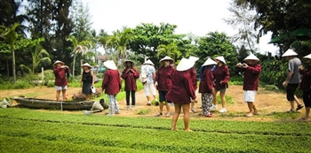 HOI AN TOUR IN CENTRAL VIETNAM