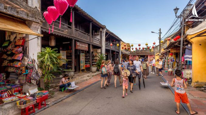 Hoi An ancient walking tour