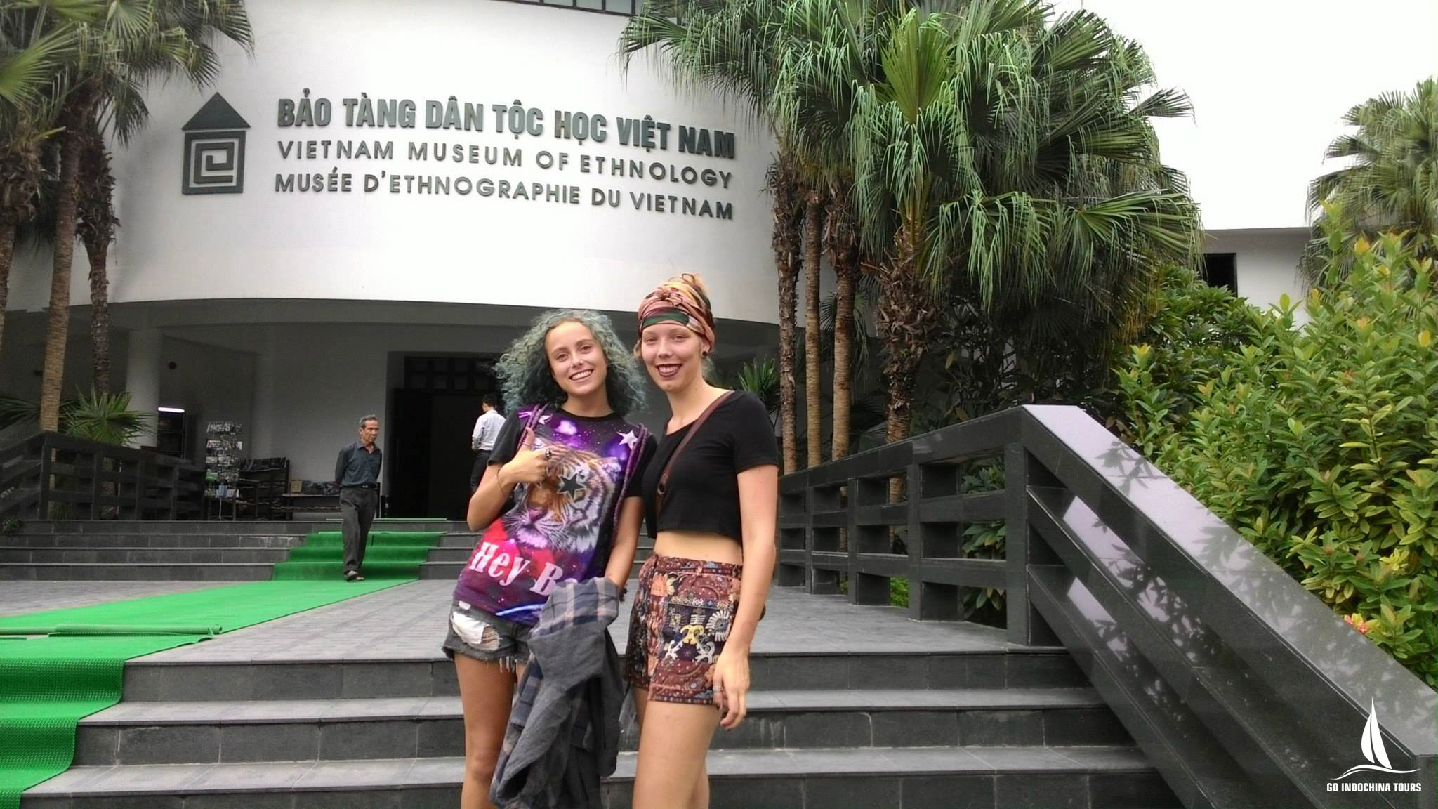 Ethnology Museum in Hanoi